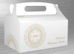 Pudełko na ciasto Komunijne PK12