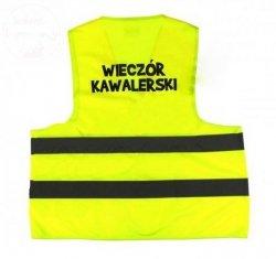Kamizelka  WIECZÓR KAWALERSKI