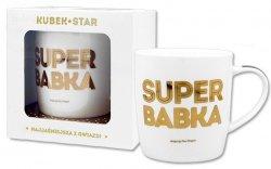 Kubek Star  SUPER BABKA 400 ml
