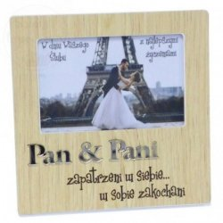 Ramka Moments  Pan & Pani 10x15cm