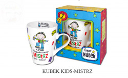 Kubek Kids  MISTRZ  - 1szt