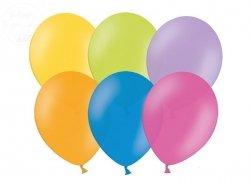 Balony 5 cali mix kolory  1szt