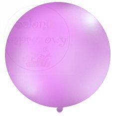 Balon 1 m pastel lawendowy 1 szt