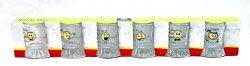 Kieliszki kufelki do wódki 0,25ml x 6 szt