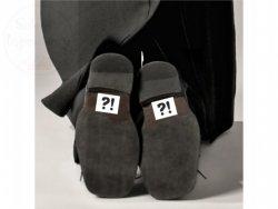 Naklejki na buty ?!  2szt NB6