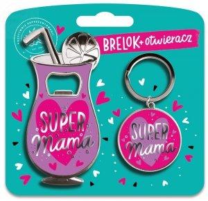 Otwieracz + brelok dla SUPER MAMY