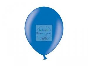 Balony 12 cali metalik ciemnoniebieskie