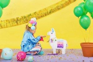 Piniata urodzinowa - LAMA