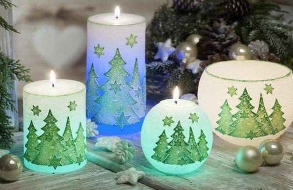 Świeczka  lamopin Magic Tree 1szt
