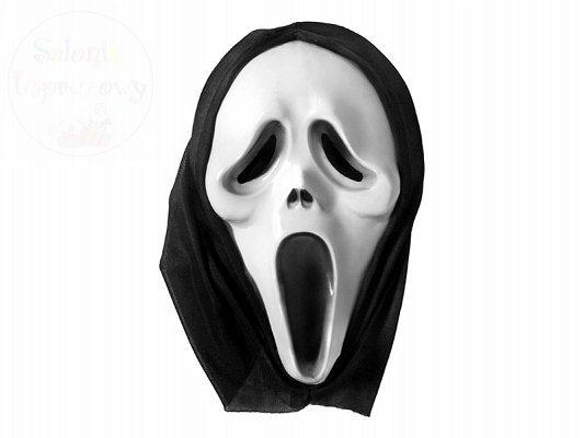 Maska krzyk 1szt
