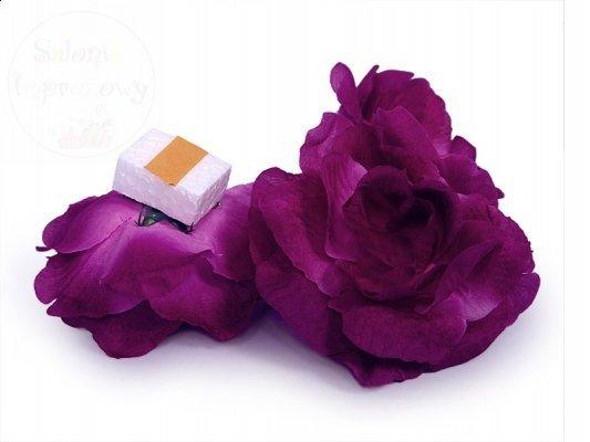 Róże do przyklejenia fioletowe 1 szt KWR-014