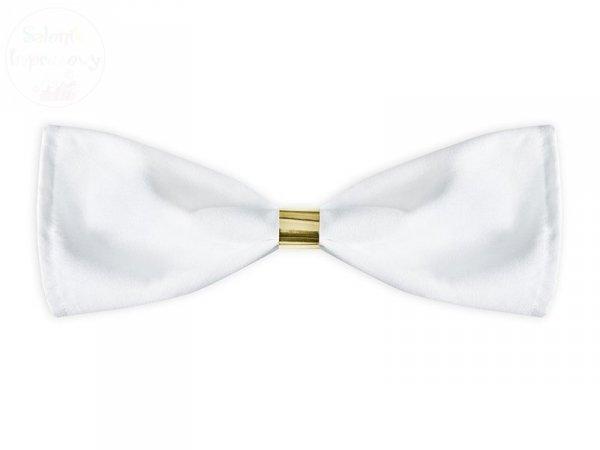 Obrączki papierowe złote na serwetki 10szt