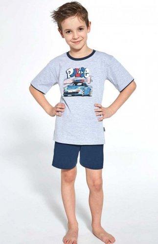 Piżama dziecięca Cornette Kids Boy 473/89 Police