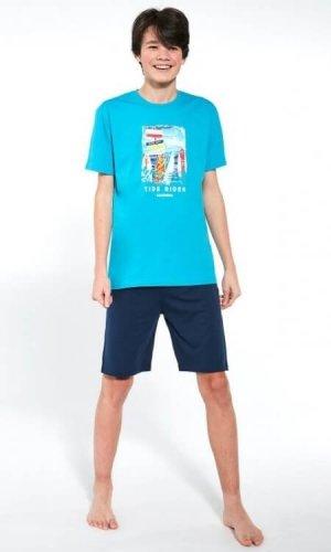Piżama Cornette F&Y Boy 519/37 Tropical kr/r 170-182