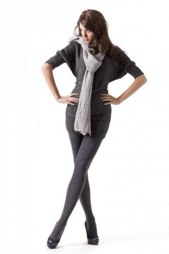 Rajstopy Mona Cotton Melange 350 den