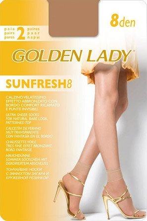 Skarpetki Golden Lady Sunfresh 8 den A'2