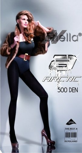 Rajstopy Gabriella Arctic 159 500 den 5-XL
