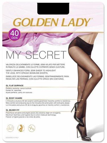 Rajstopy Golden Lady My Secret 40 den
