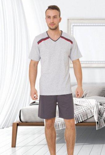 Piżama M-Max Olo Big 327 kr/r 3XL-4XL