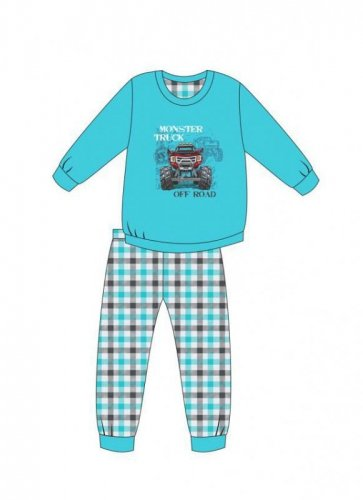 Piżama Cornette Kids Boy 593/82 Off Road dł/r 86-128