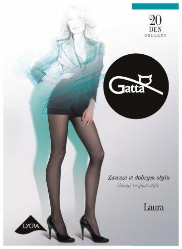 Rajstopy Gatta Laura 20 den 5-XL, 3-Max