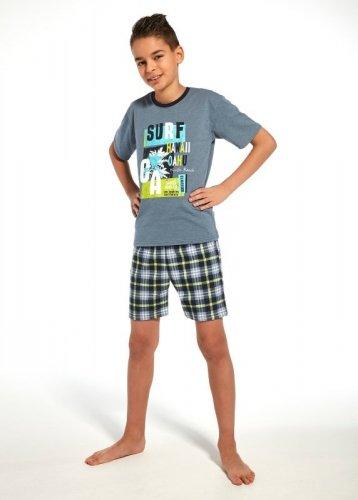 Piżama Cornette Young Boy 790/70 Surf kr/r 134-164
