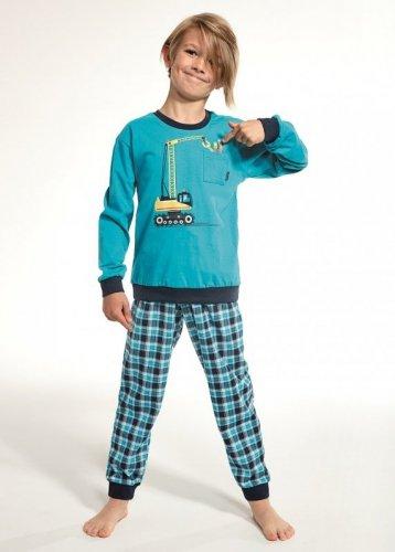Piżama Cornette Kids Boy 255/89 Crane dł/r 86-128