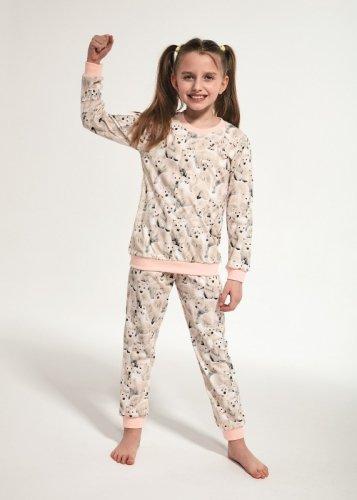Piżama Cornette Kids Girl 032/118 Polar dł/r 86-128
