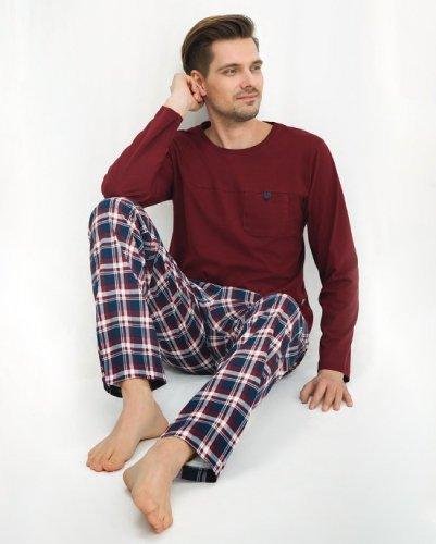 Piżama Luna 776 dł/r M-2XL