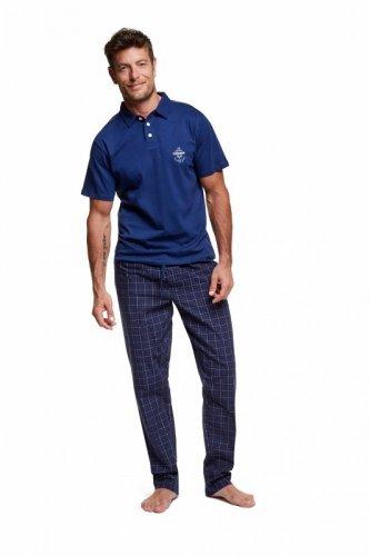 Piżama Henderson 37297 Vote kr/r M-2XL