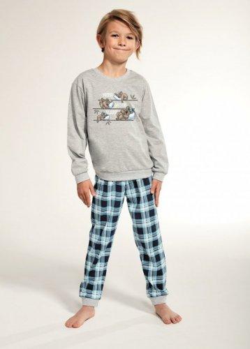 Piżama Cornette 966/98 Young Koala dł/r 134-164