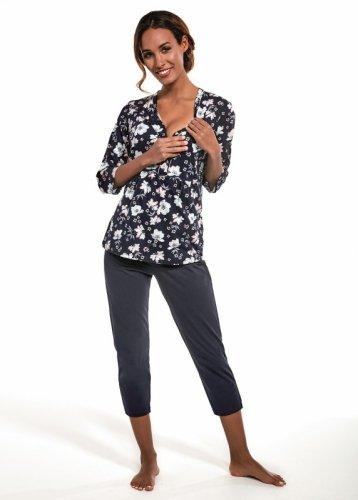 Piżama Cornette 351/219 Ellen 3/4 S-2XL
