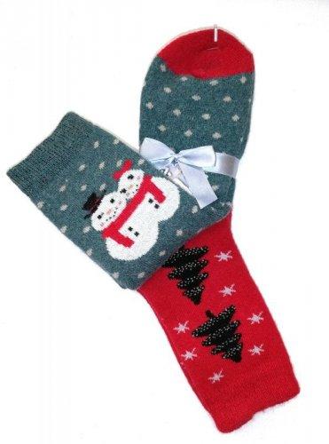 Skarpety WiK Sox Christmas 37892 A'2