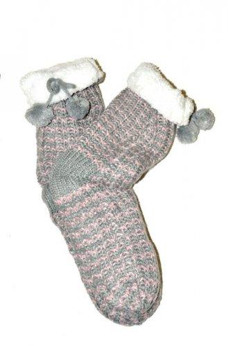 Skarpety Wik Home Socken ABS 71306