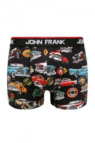 Bokserki John Frank JFBD211 Retrocar