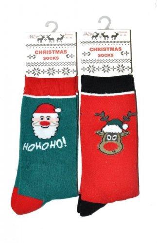 Skarpety RiSocks 3287 Christmas Socks