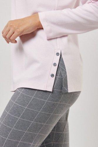 Piżama Cana 079 dł/r S-XL