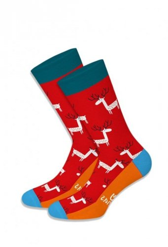 Skarpety Dots Socks Dts 480 Christmas
