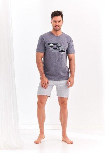 Piżama Taro 1072 Karol kr/r S-XL 'L20