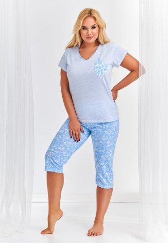 Piżama Taro Donata 2186 kr/r 2XL-3XL 'L20