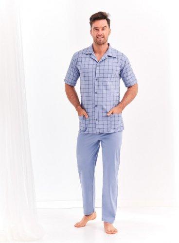 Piżama Taro Gracjan 954 kr/r 2XL-3XL 'L20