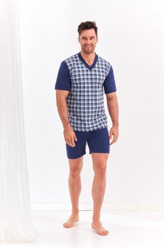 Piżama Taro Roman 294 kr/r 4XL-6XL 'L20