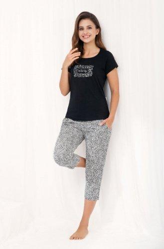 Piżama Luna 485 kr/r M-2XL damska