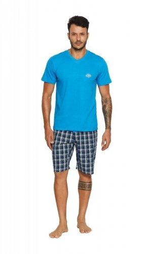 Piżama Henderson 37828 Vital kr/r M-3XL męska
