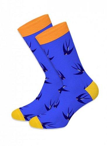 Skarpety Dots Socks Dts Birds