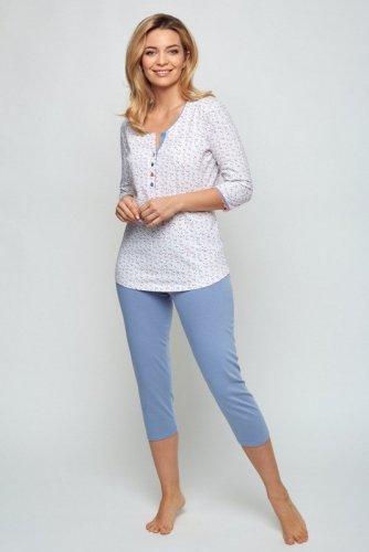 Piżama Cana 512 3/4 S-XL