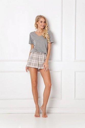 Piżama Aruelle Lonette Short kr/r S-XL