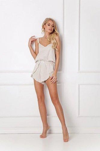 Piżama Aruelle Ginny Short