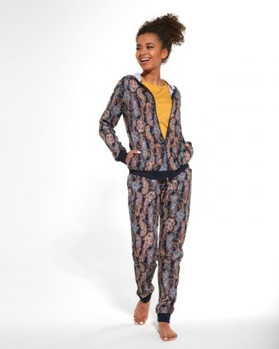Piżama Cornette 355/272 Octavia Trzycześciowa damska