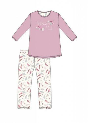 Piżama Cornette 655/249 Dream On dł/r S-2XL